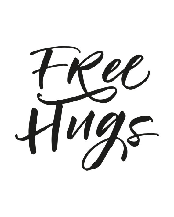 patch-freehugs-zwart