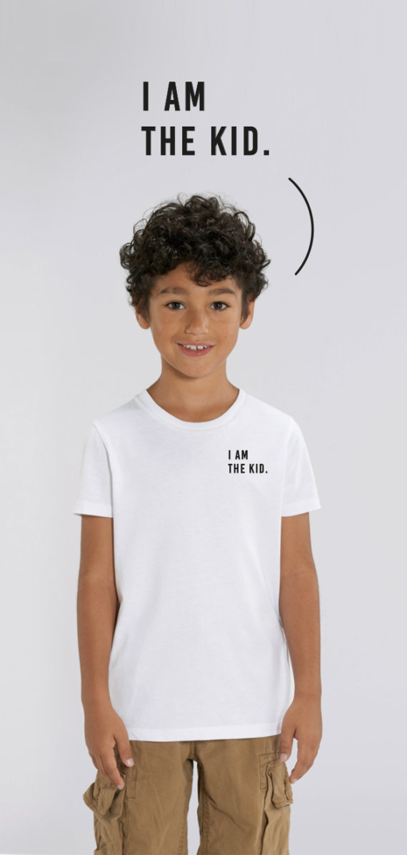 KID SHIRT WHITE