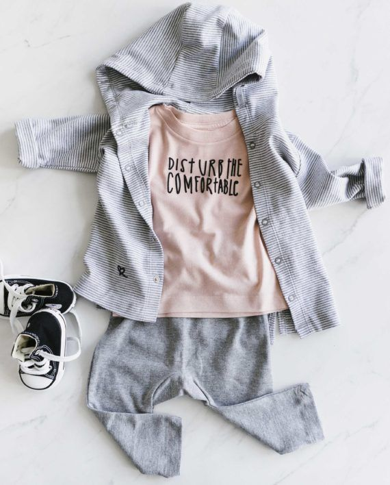 Petit Pourri_SHIRT DISTURB THE COMFORTABLE + CAPSULE LEGGING + CAPSULE HOODIE LR